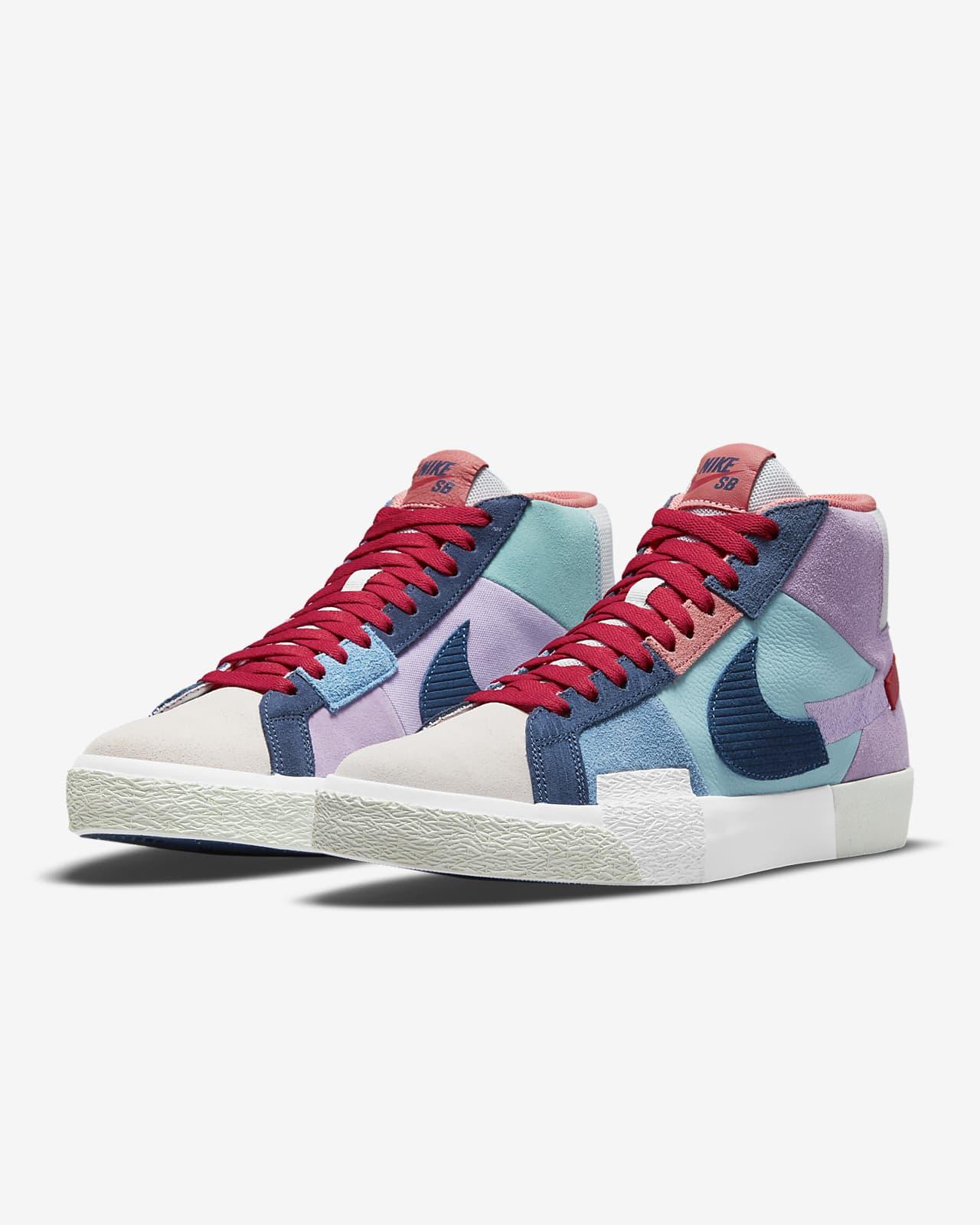 Nike SB Zoom Blazer Mid Premium Skate Shoe. Nike IN