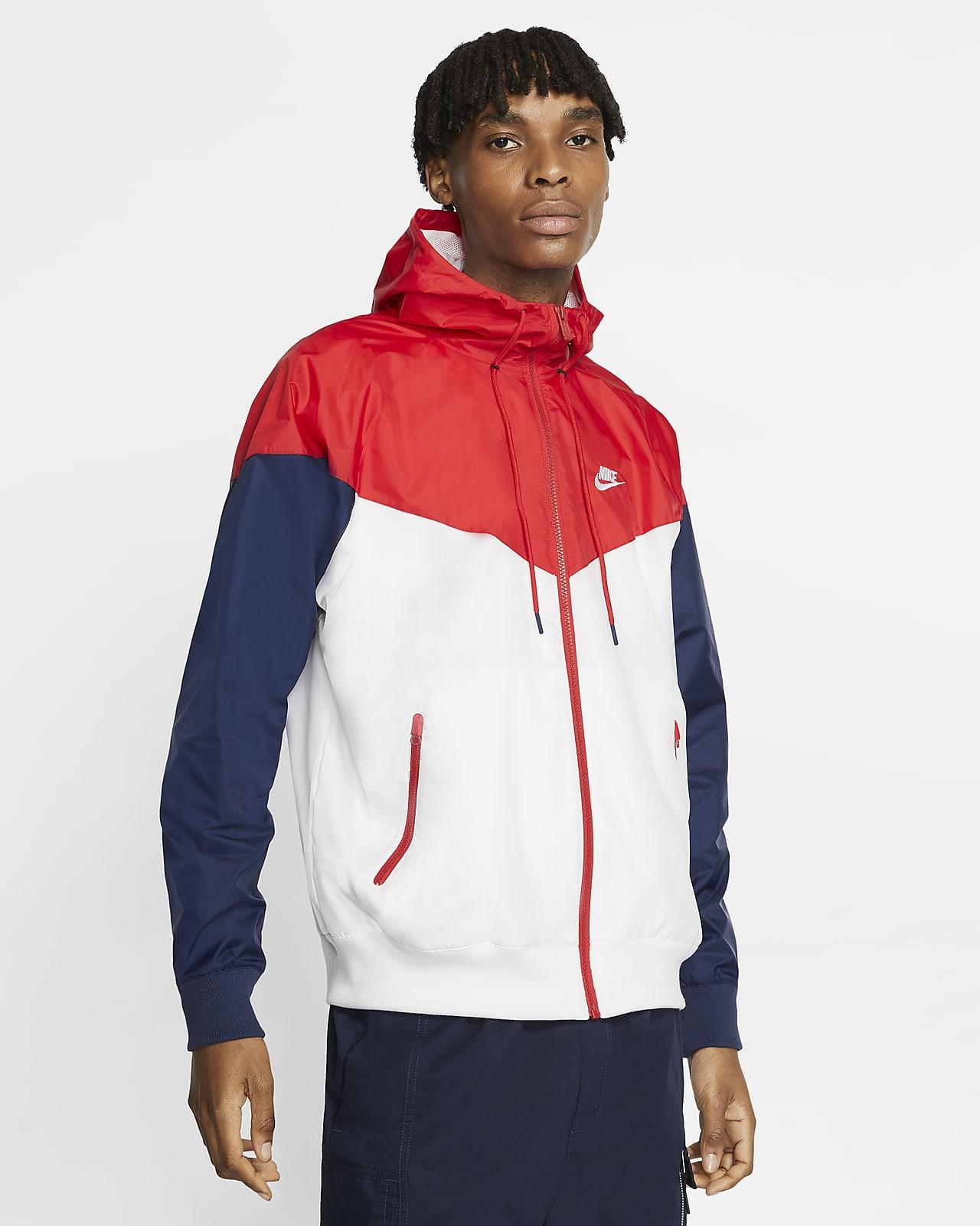 Corta-vento com capuz Nike Sportswear Windrunner