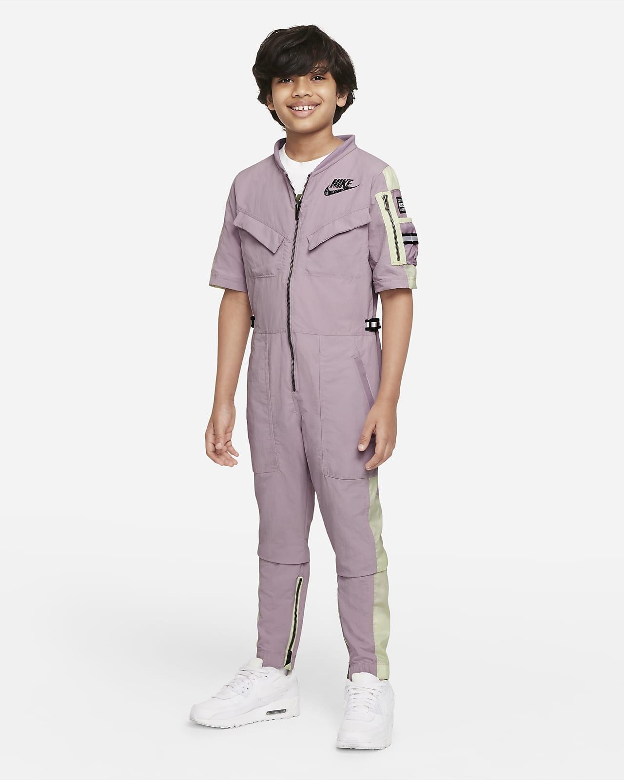 Nike Sportswear KP Big Kids' Union Suit