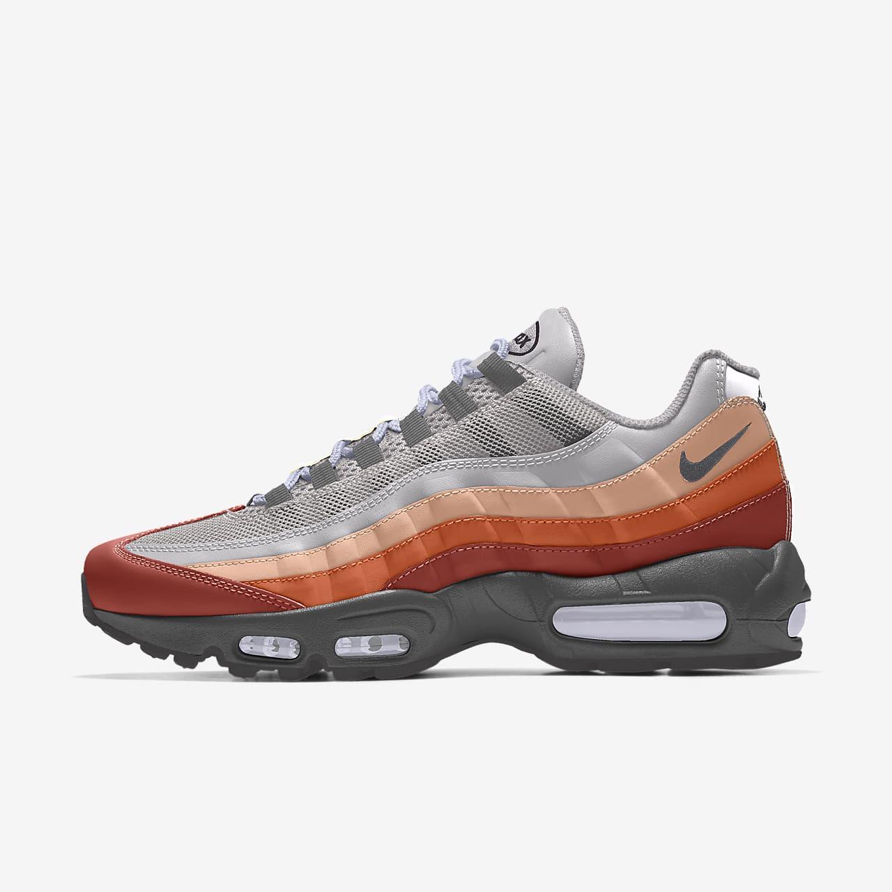 Nike Air Max 95 Unlocked By You Custom Shoe