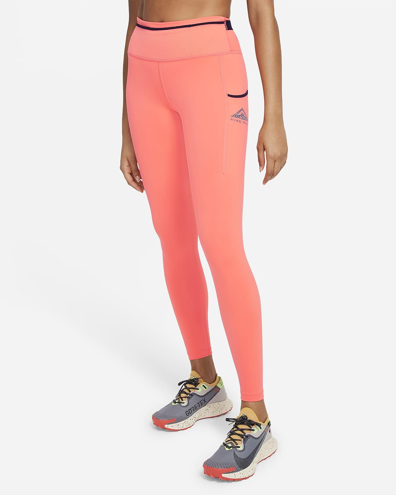 Nike Epic Luxe Normal Belli Arazi Tipi Kadın Koşu Taytı
