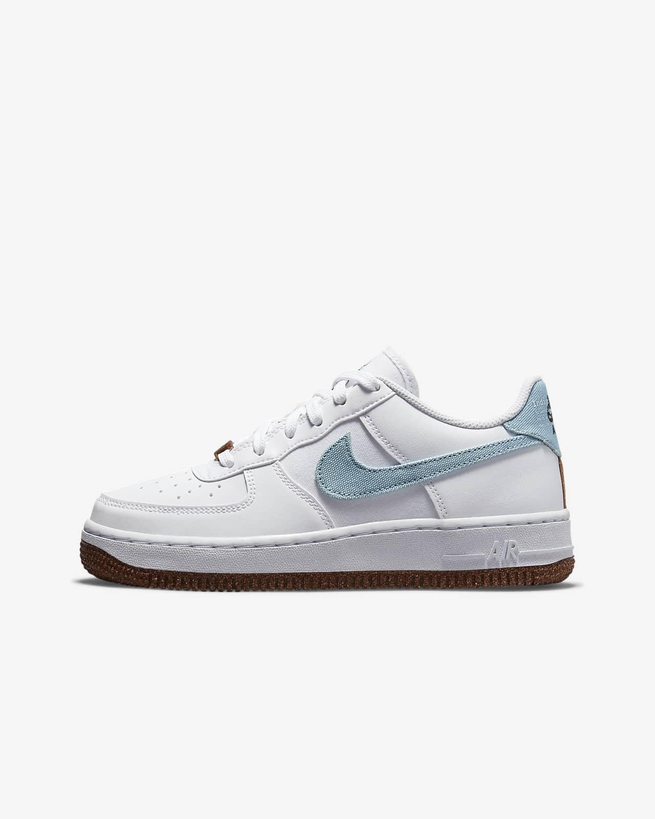 Nike Air Force 1 LV8 (GS) 大童运动童鞋