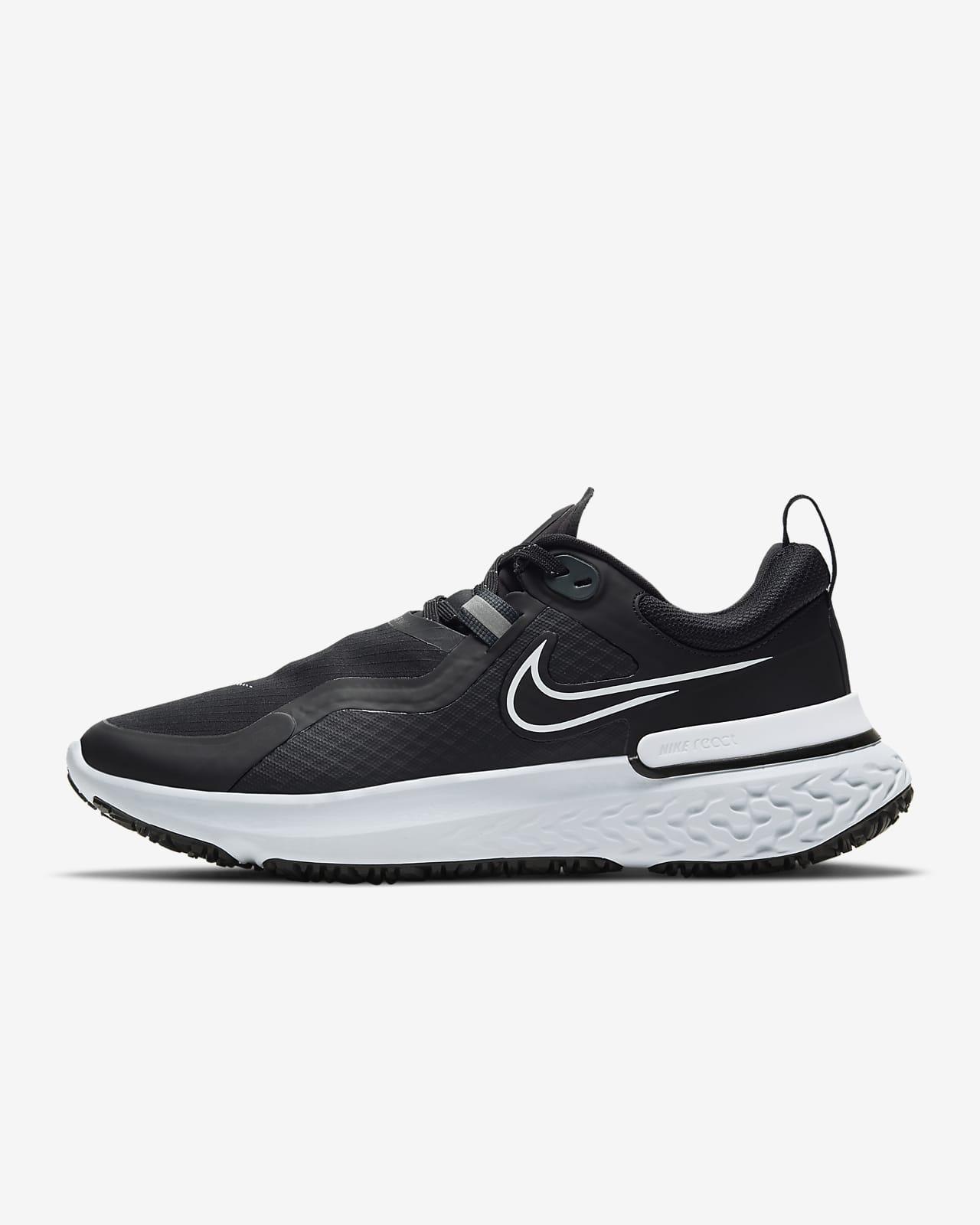 Nike React Miler Shield 女子跑步鞋