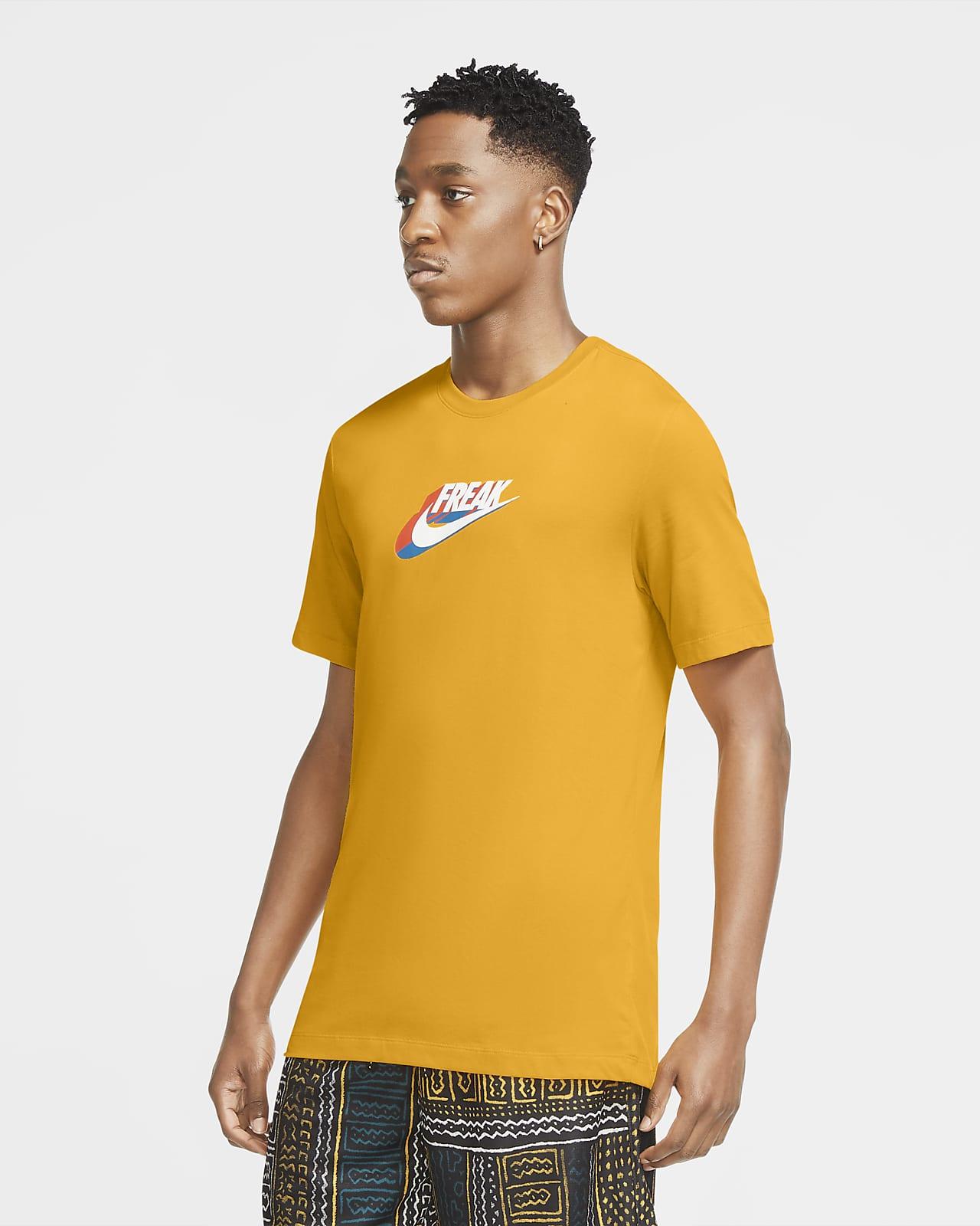 Męski T-shirt Nike Dri-FIT Giannis Swoosh Freak