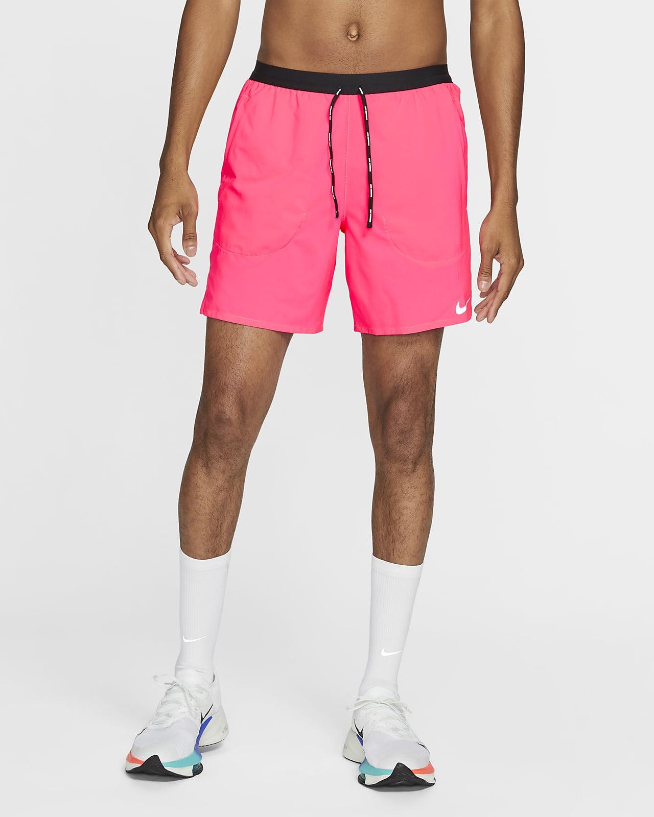 Nike Flex Stride 18 cm-es férfi futórövidnadrág integrált alsónadrággal