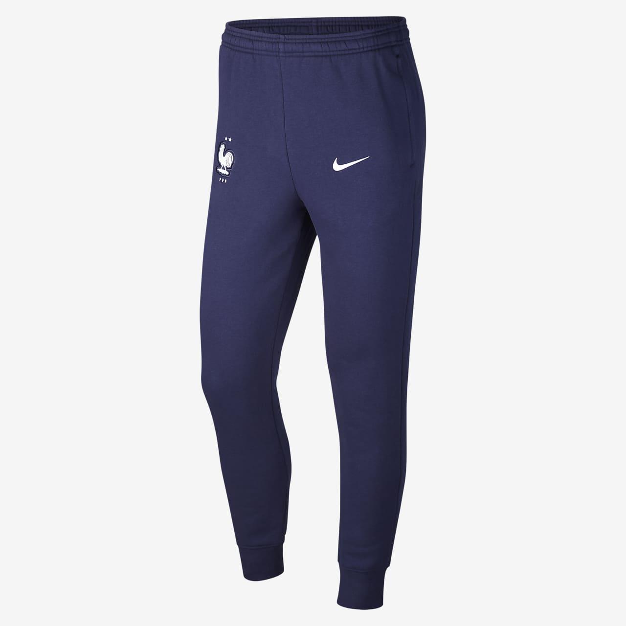 Pantalon de football en tissu Fleece FFF pour Homme