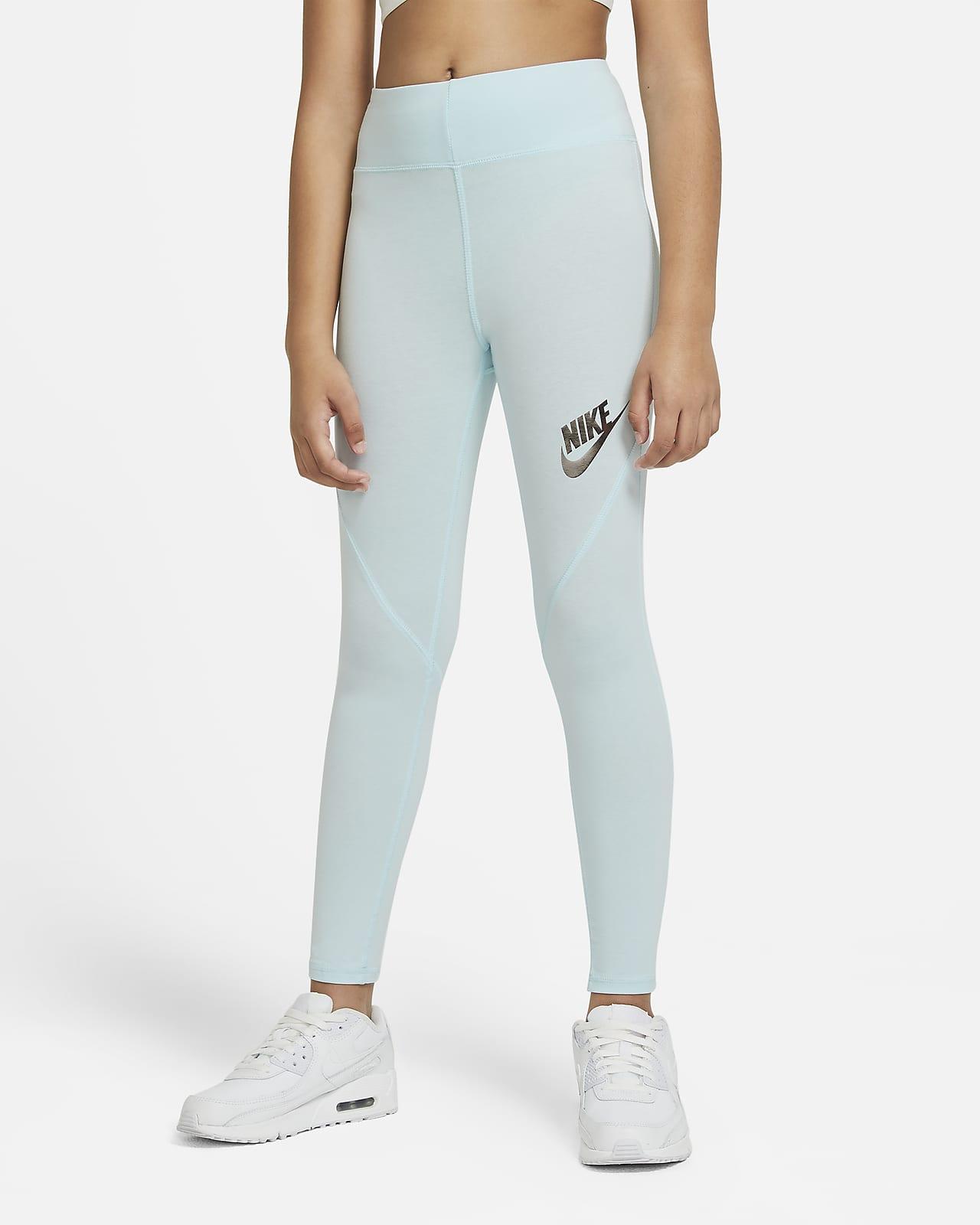 Nike Sportswear Favourites Older Kids' (Girls') High-Waisted Leggings