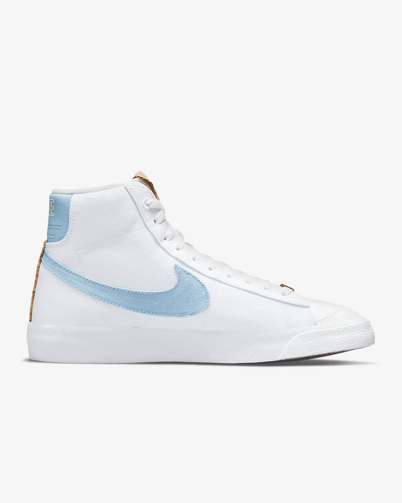 Chaussure Nike Blazer Mid '77 pour Homme. Nike FR