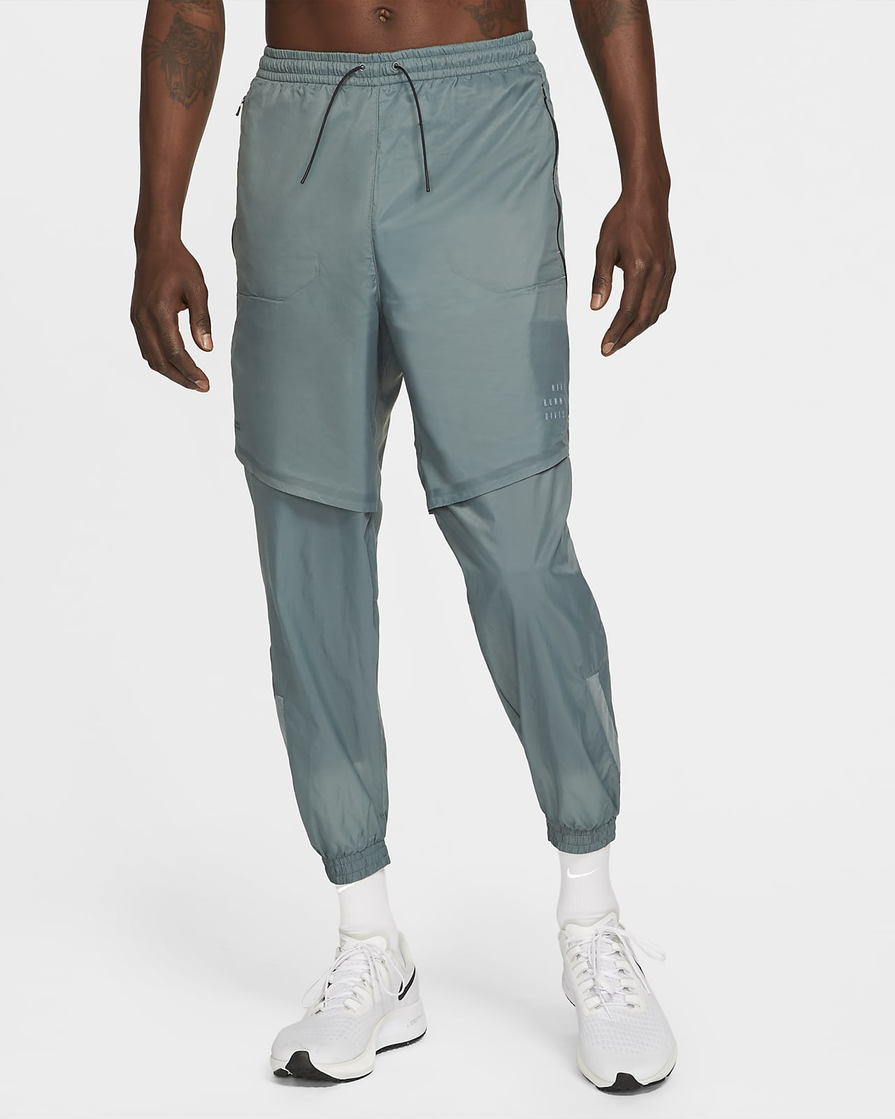 Pánské běžecké kalhoty Nike Run Division Pinnacle