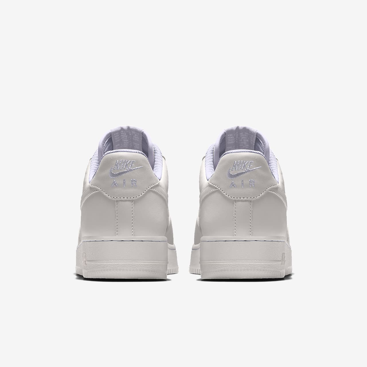 antiguo para castigar diámetro  Nike Air Force 1 Low By You Custom Women's Shoe. Nike AT