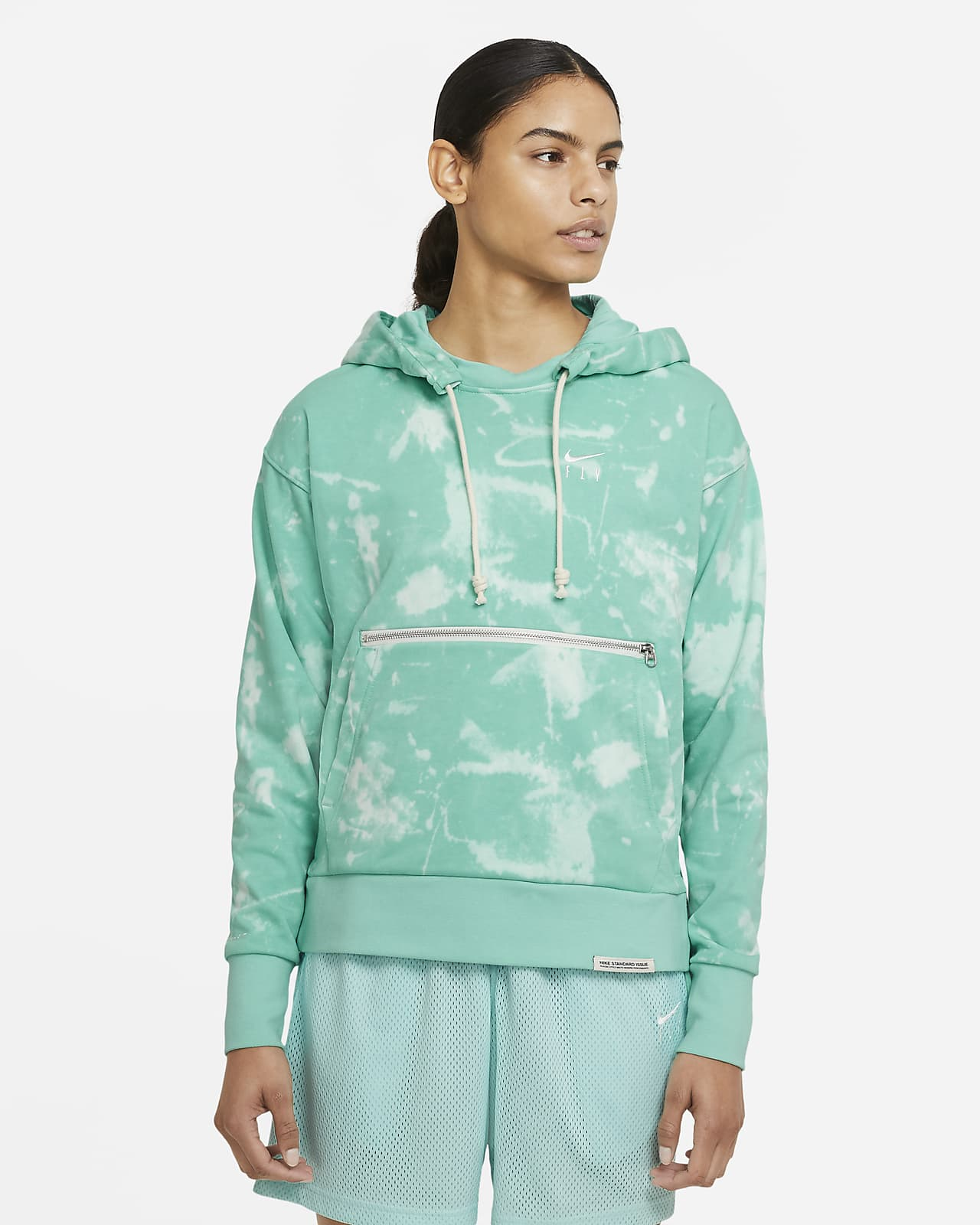 Nike Standard Issue Women's Basketball Hoodie