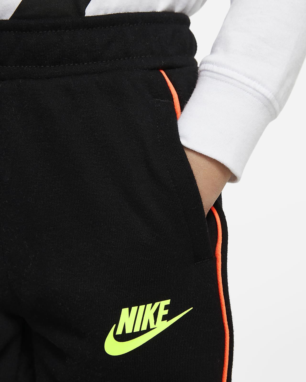 Shorts De French Terry Para Bebé Nike Nike Com