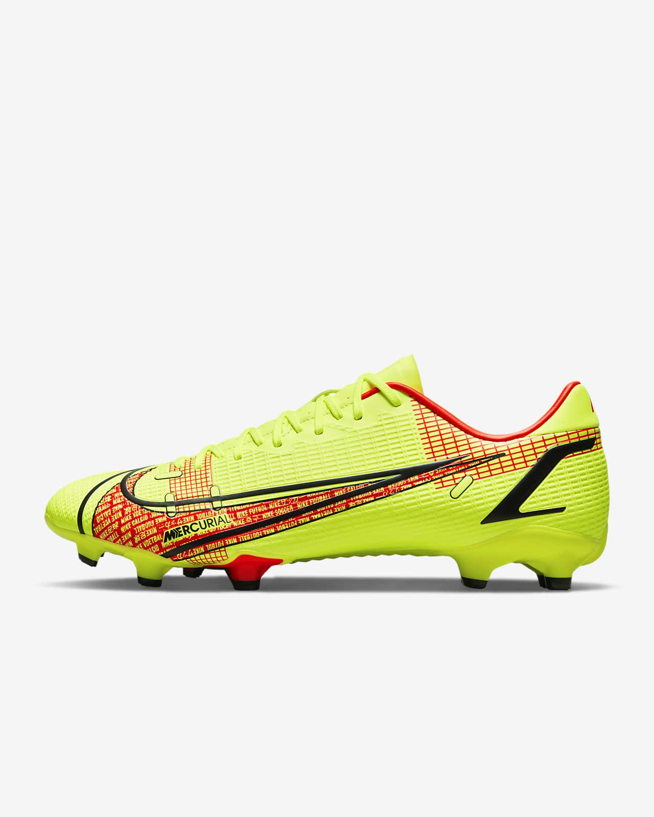 Calzado de fútbol para terrenos múltiples Nike Mercurial Vapor 14 Academy FG/MG