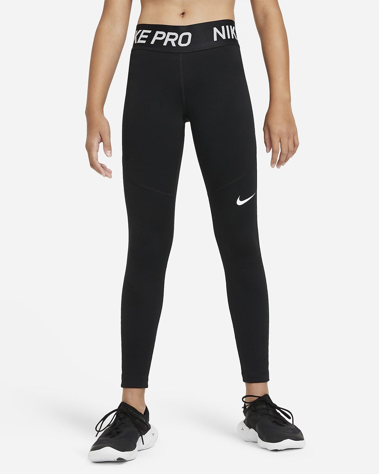 Nike Pro Warm Older Kids' (Girls