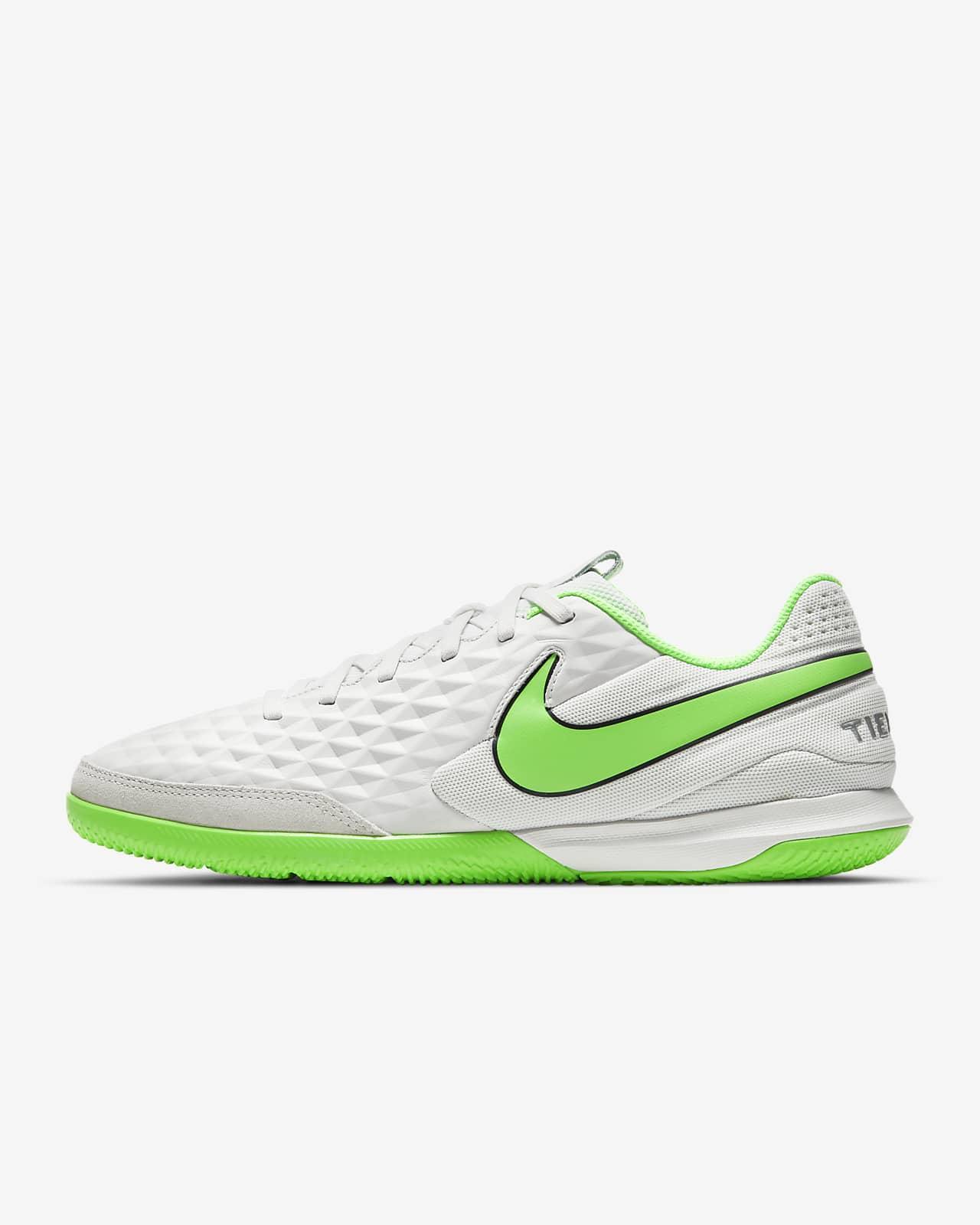 รองเท้าฟุตบอลสำหรับสนามในร่ม/คอร์ท Nike Tiempo Legend 8 Academy IC