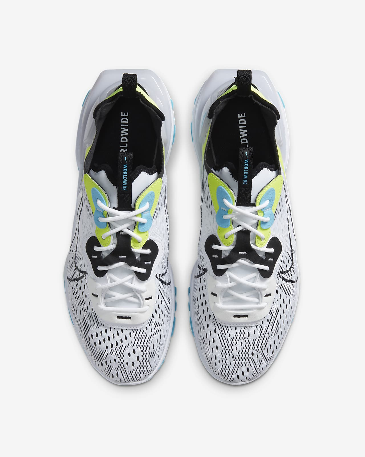 nike react vision chaussure de course homme