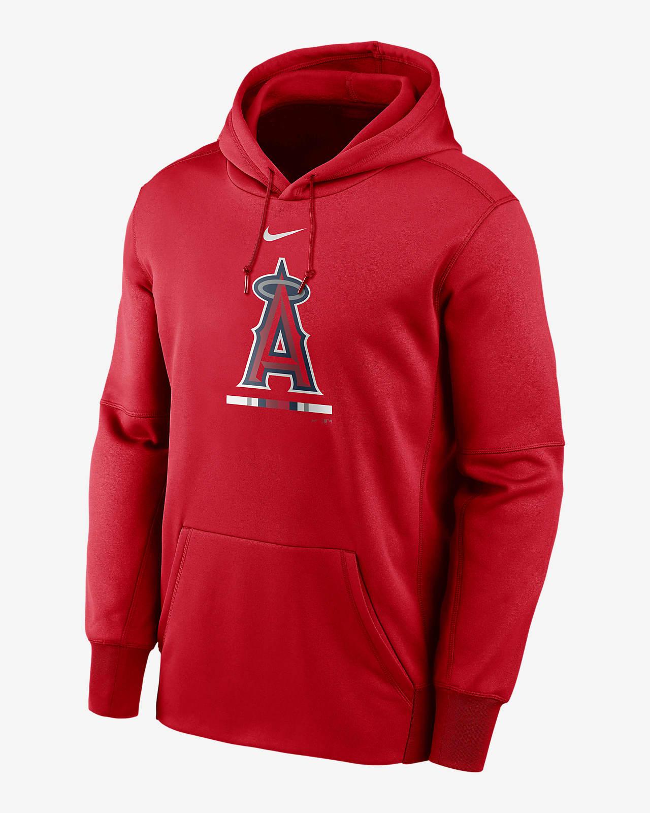 Nike Therma Legacy Performance (MLB Los Angeles Angels) Hoodie