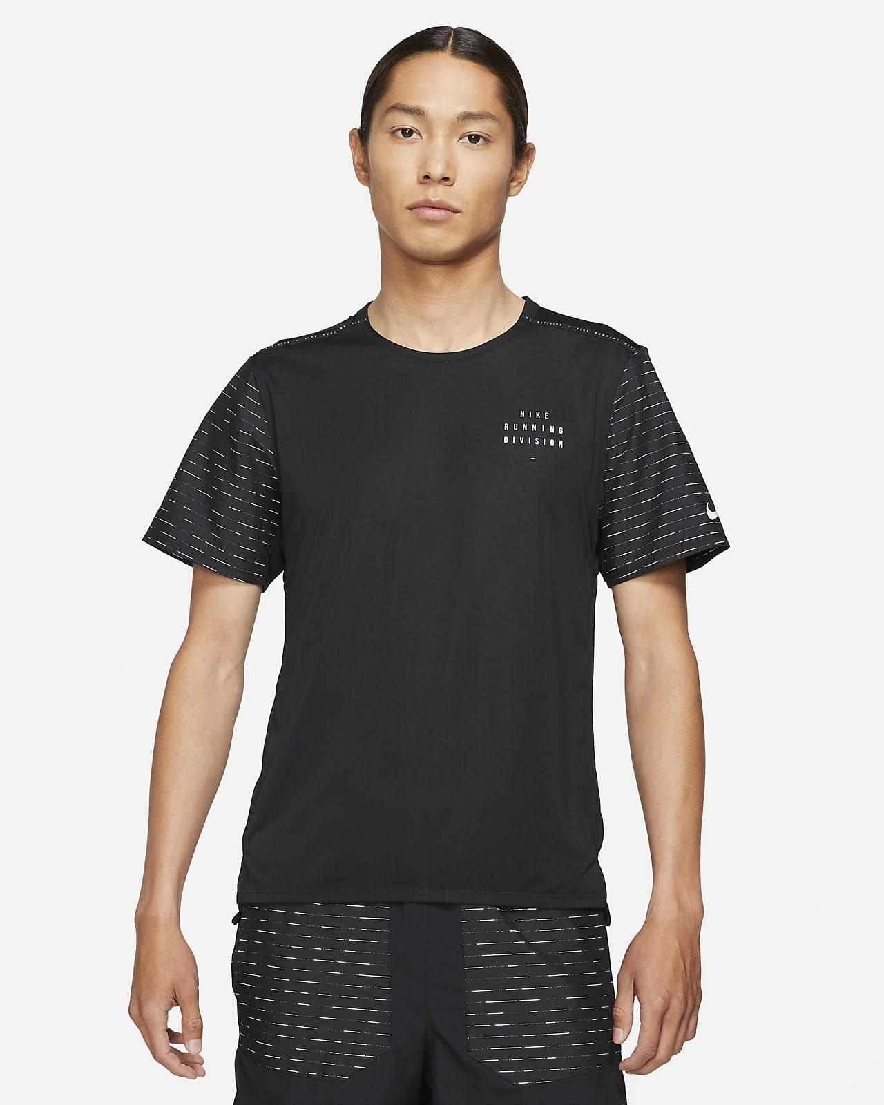 Nike Dri-FIT Rise 365 Run Division 男款短袖跑步上衣