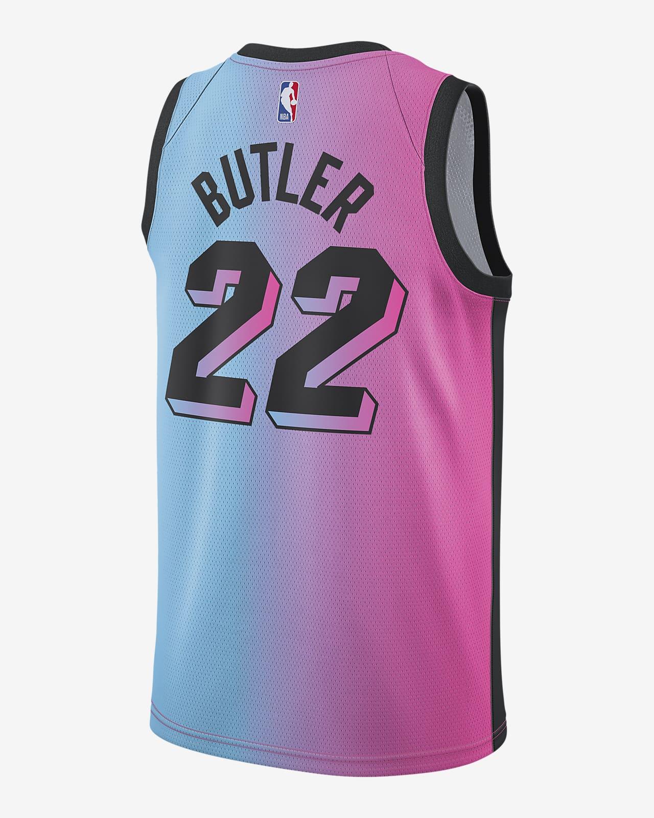 imagen Aparador función  Miami Heat City Edition Nike NBA Swingman Jersey. Nike.com