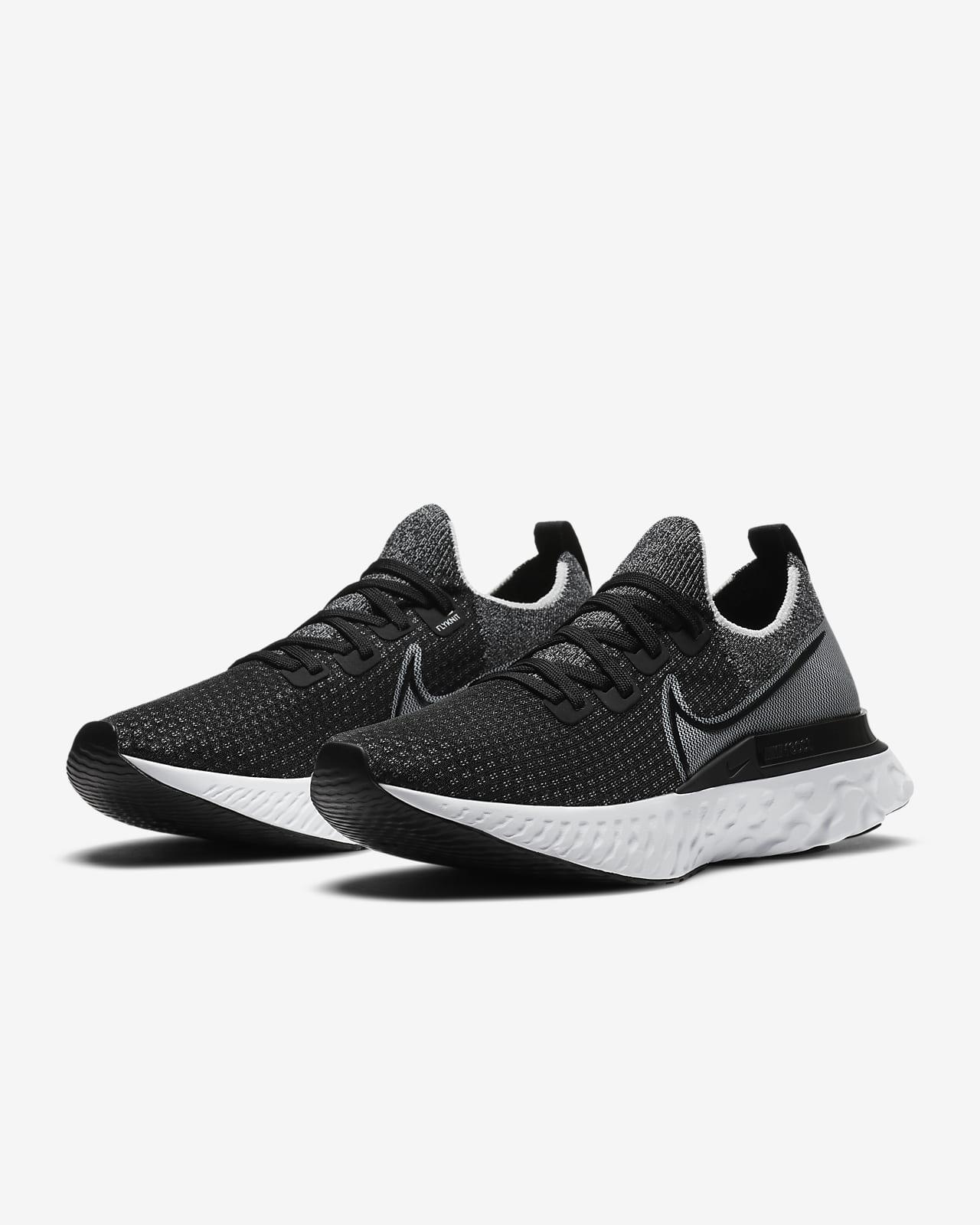 Nike React Infinity Run Flyknit Men's Running Shoe. Nike SA