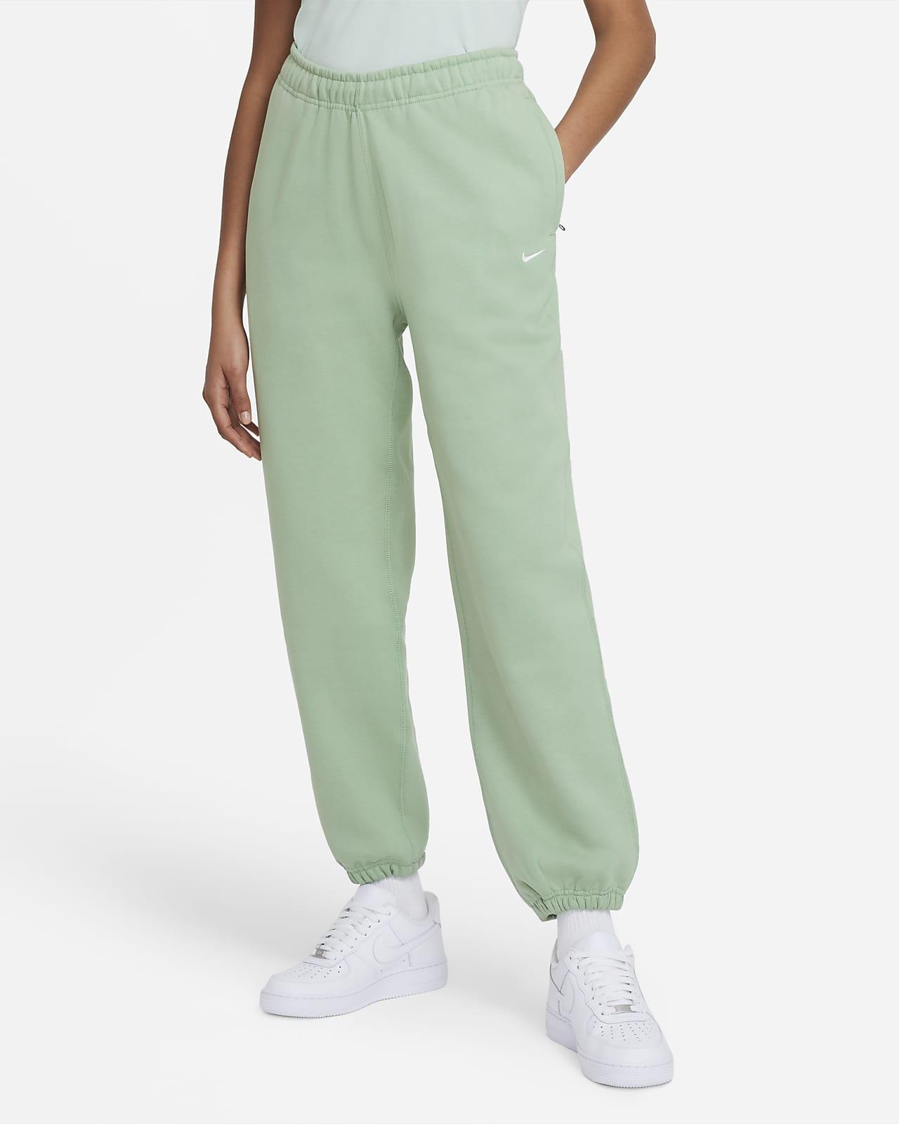 Pantalon en tissu Fleece NikeLab pour Femme