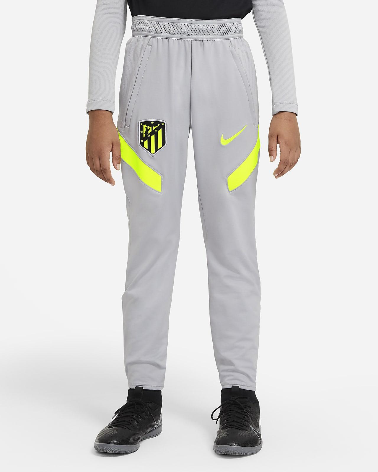 Pantalones de fútbol para niño talla grande Atlético de Madrid Strike