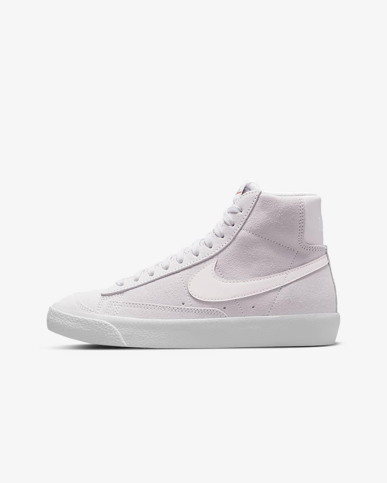 Nike Blazer Mid '77 Suede Big Kids' Shoes
