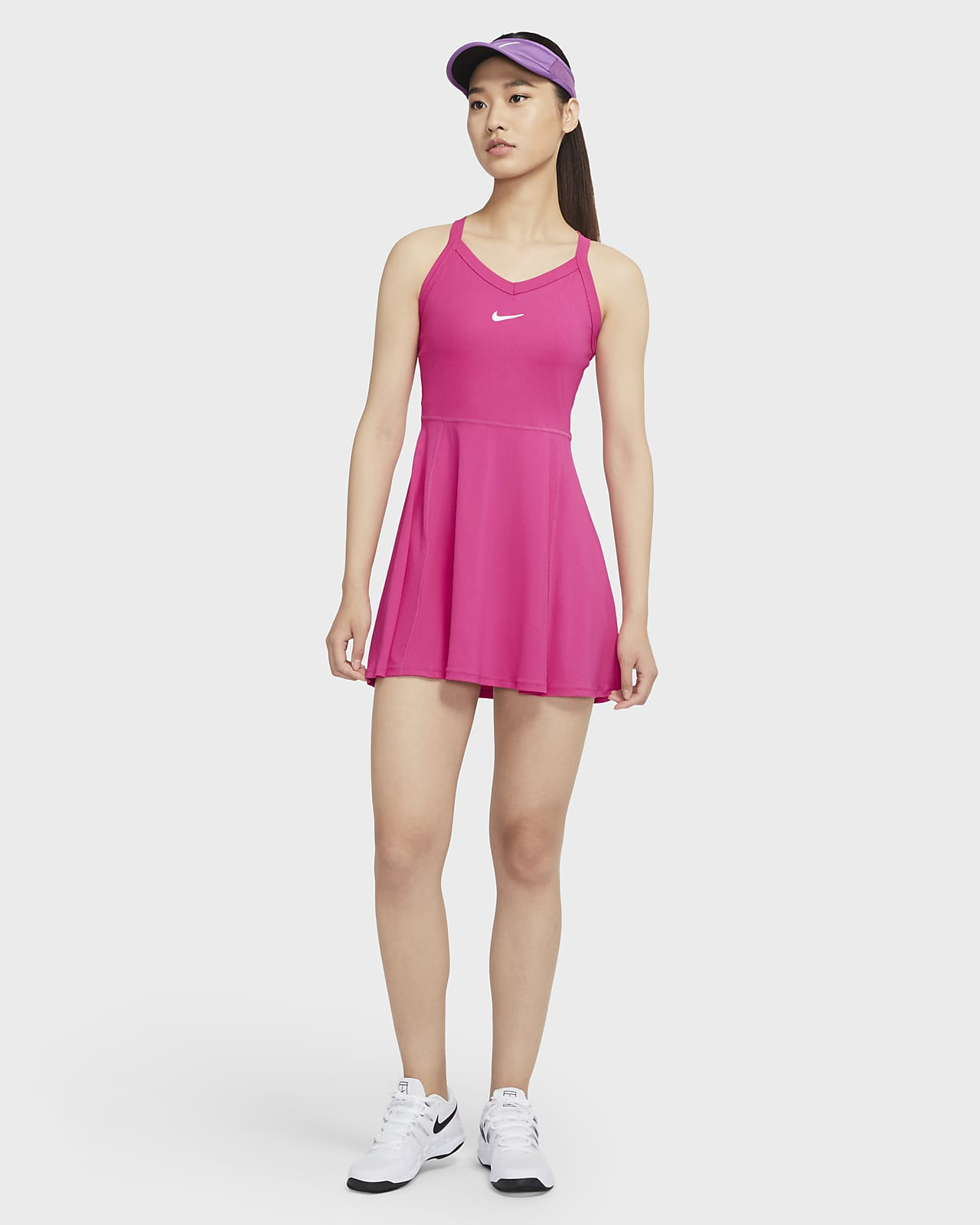 NikeCourt Dri FIT Damen Tenniskleid