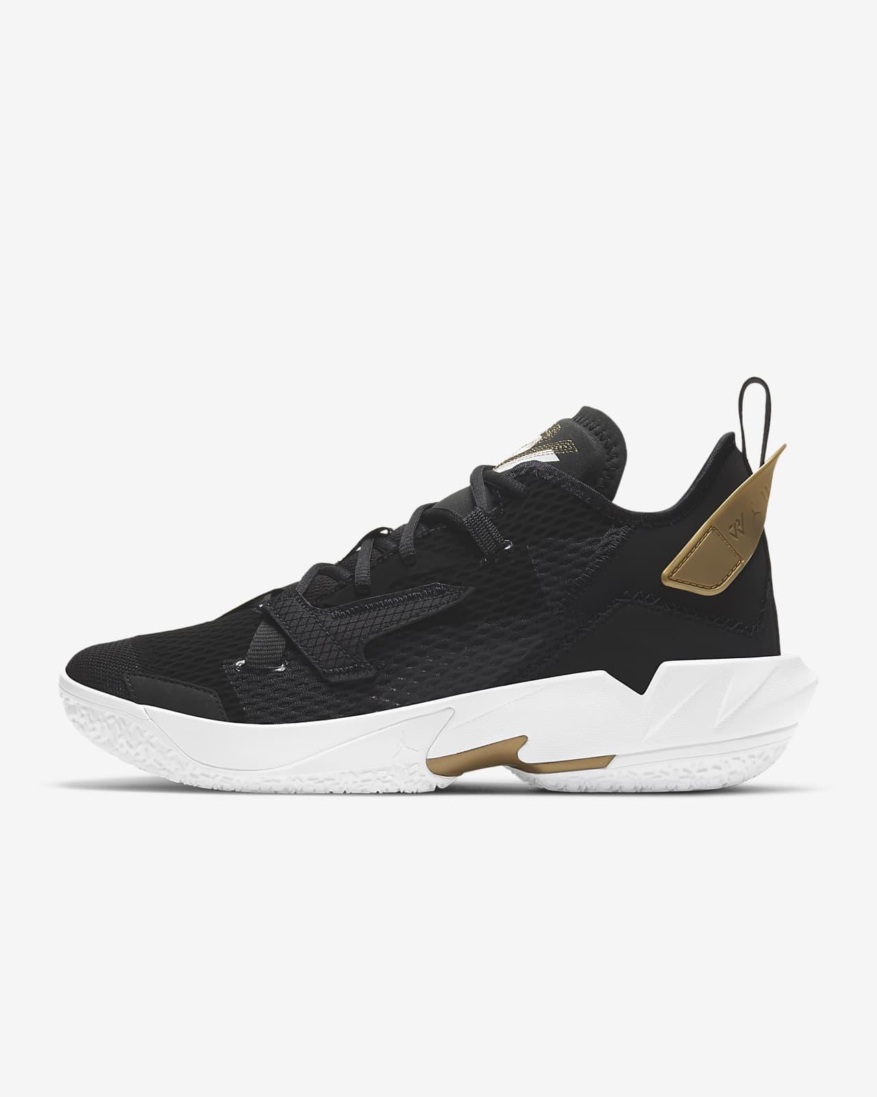 Jordan «Why Not?»Chaussure de basketball Zer0.4 « Family »