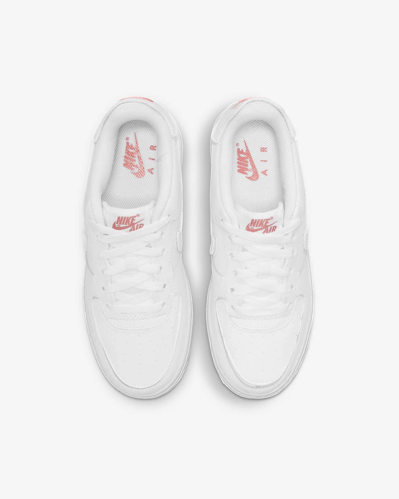 Nike Air Force 1/1 Big Kids' Shoes. Nike.com