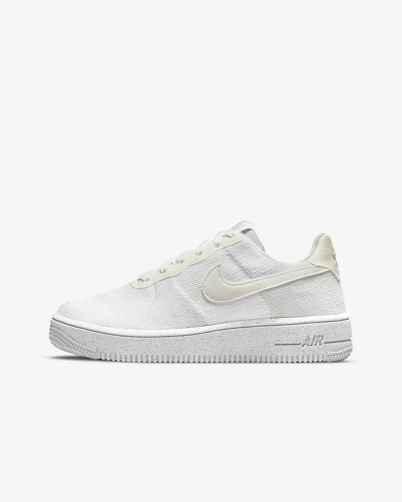 Nike Air Force 1 Crater Flyknit Older Kids' Shoe