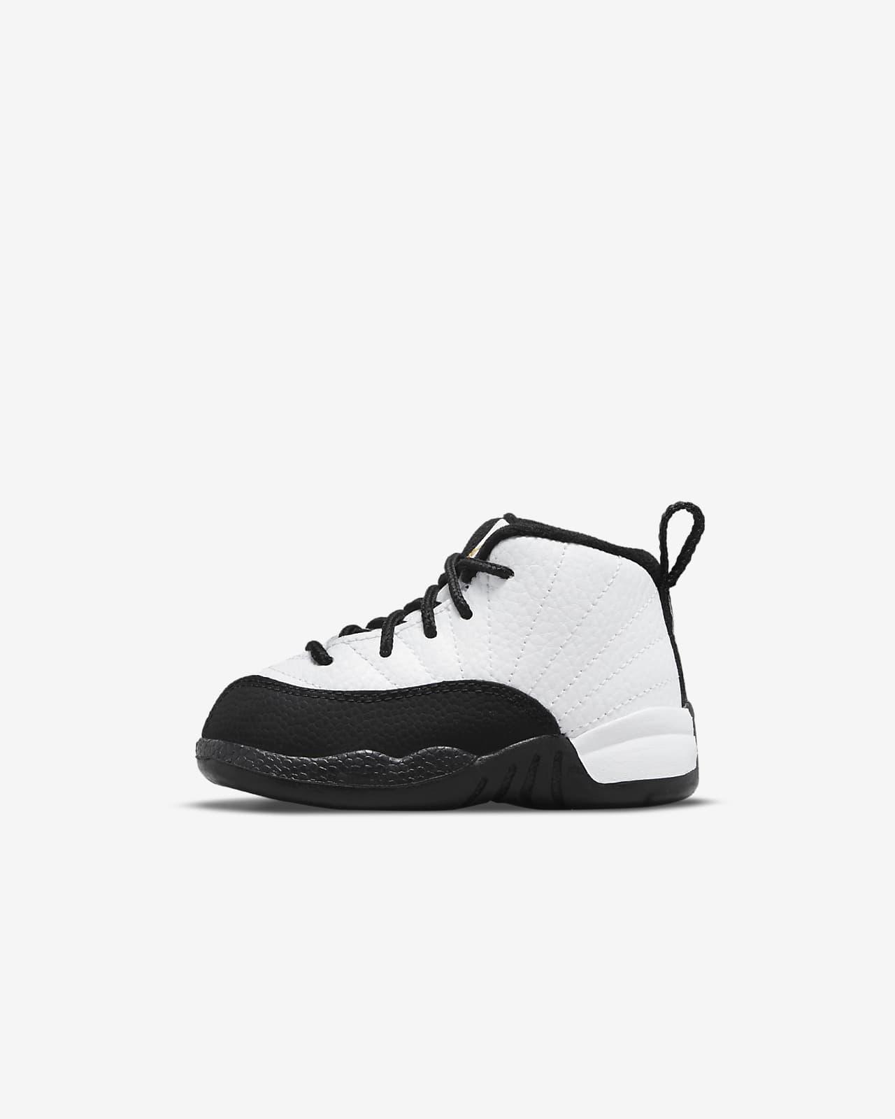 Jordan 12 Retro (TD) 复刻婴童运动童鞋