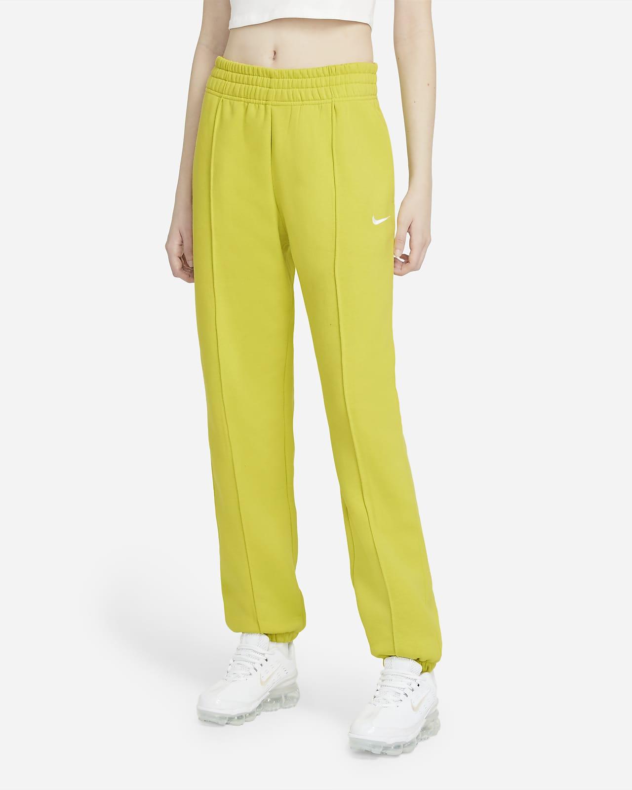 Damskie spodnie z dzianiny Nike Sportswear Essential Collection