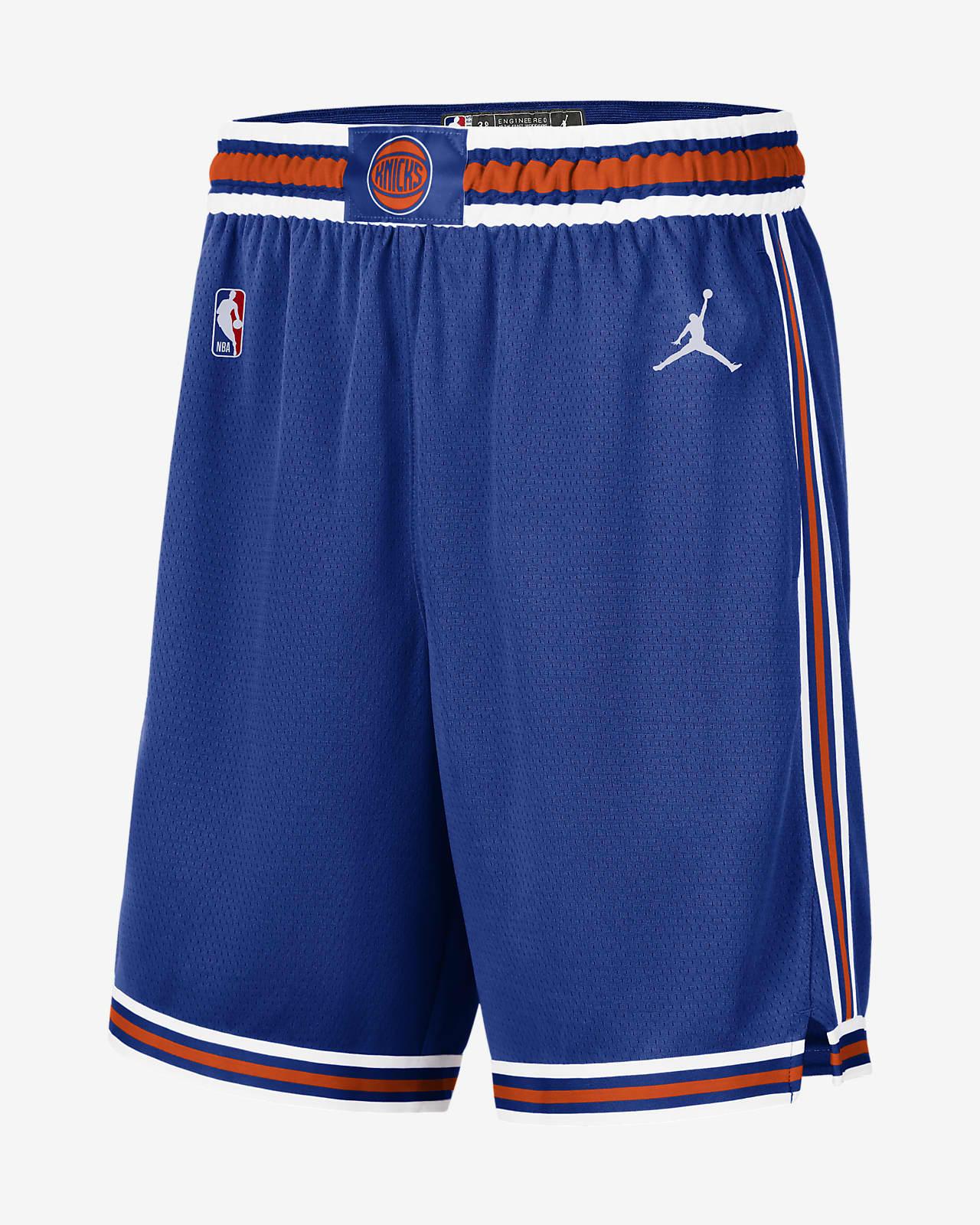 Knicks Statement Edition 2020 Men's Jordan NBA Swingman Shorts
