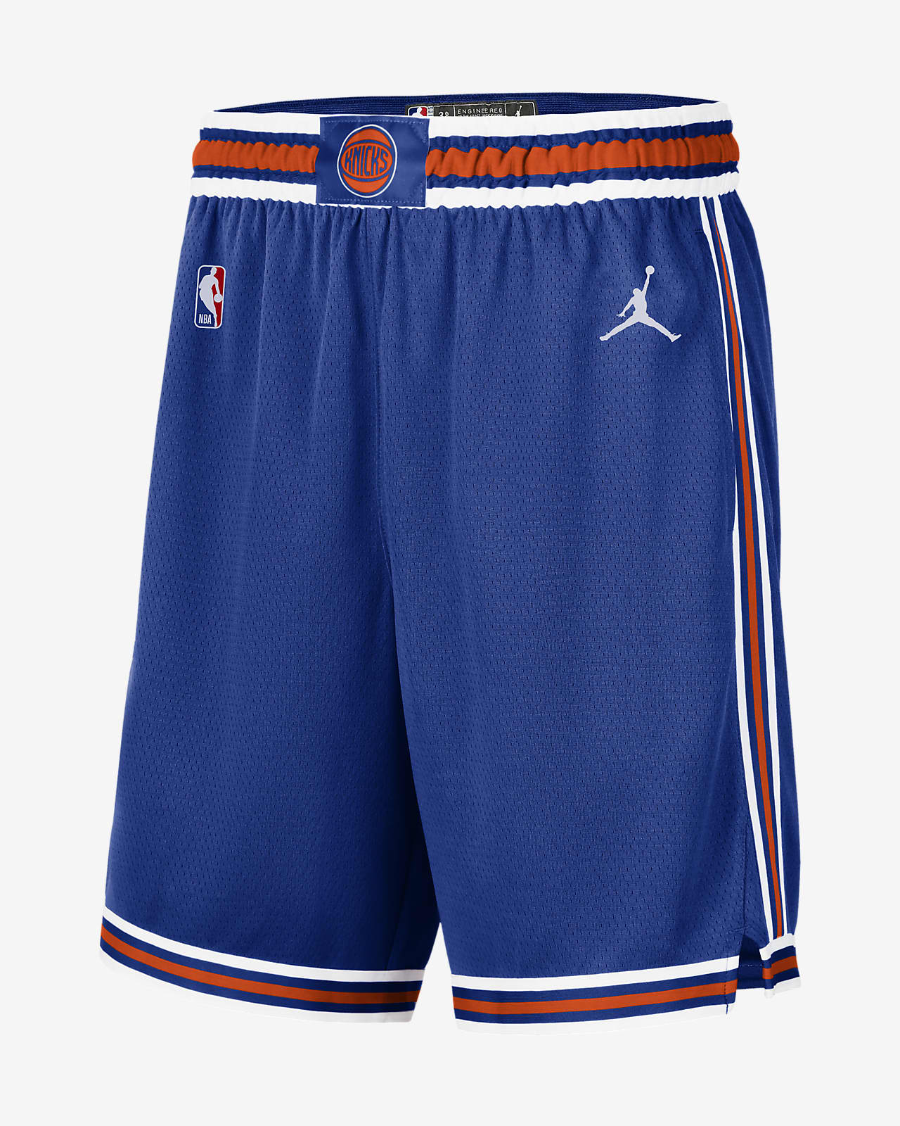 Knicks Statement Edition 2020 Men's Jordan NBA Swingman Shorts