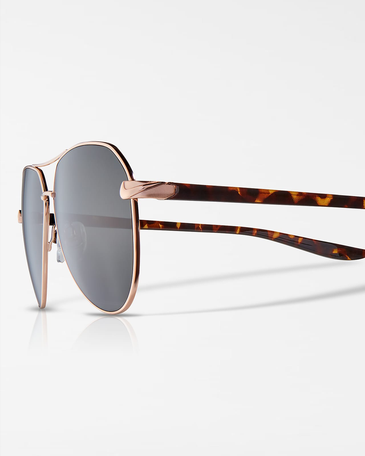 Nike City Aviator Polarized Sunglasses