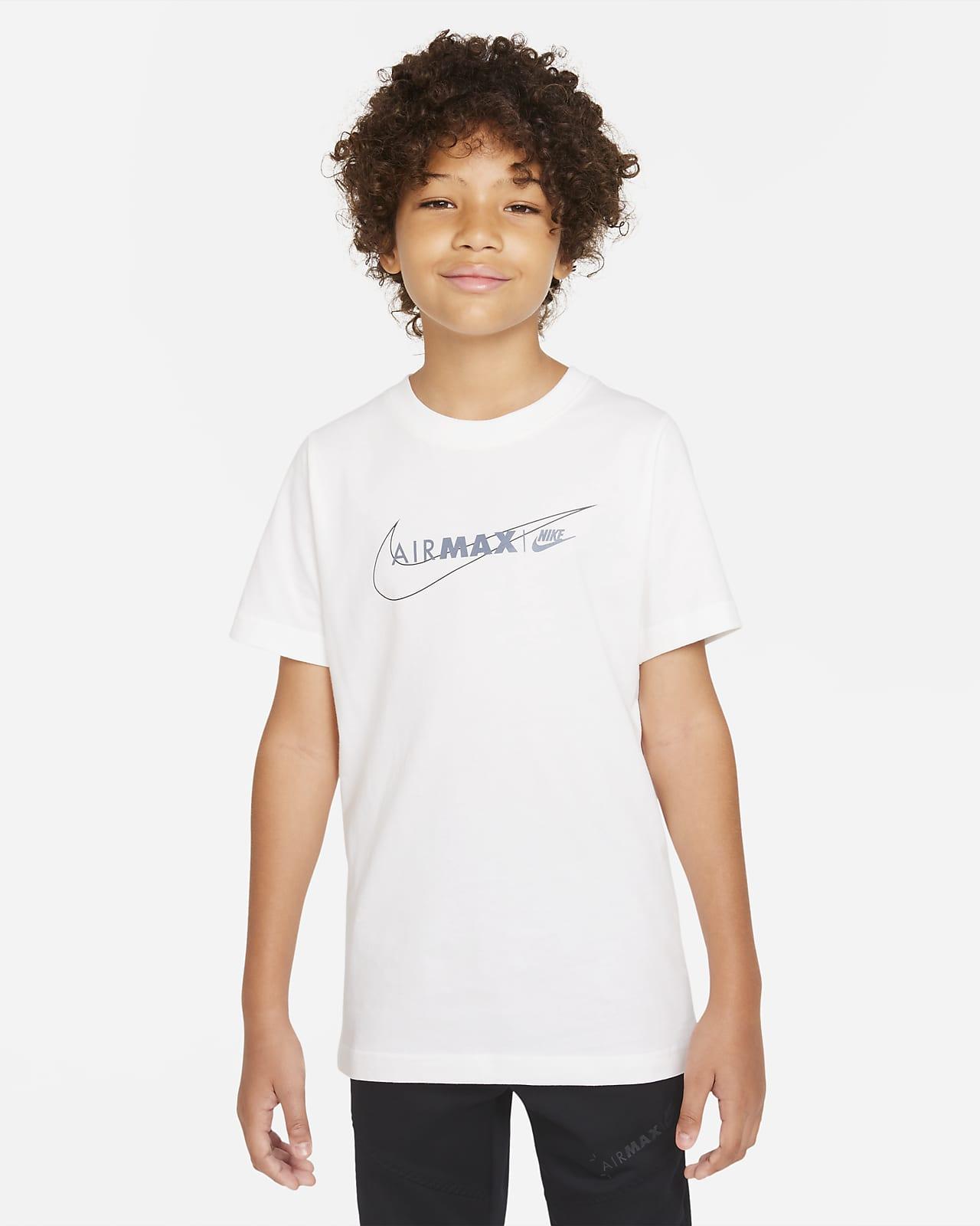 Nike Air Max Older Kids' (Boys') T-Shirt