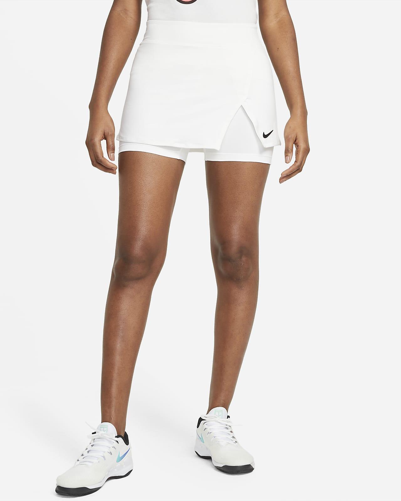 NikeCourt Victory Faldilla de tennis - Dona