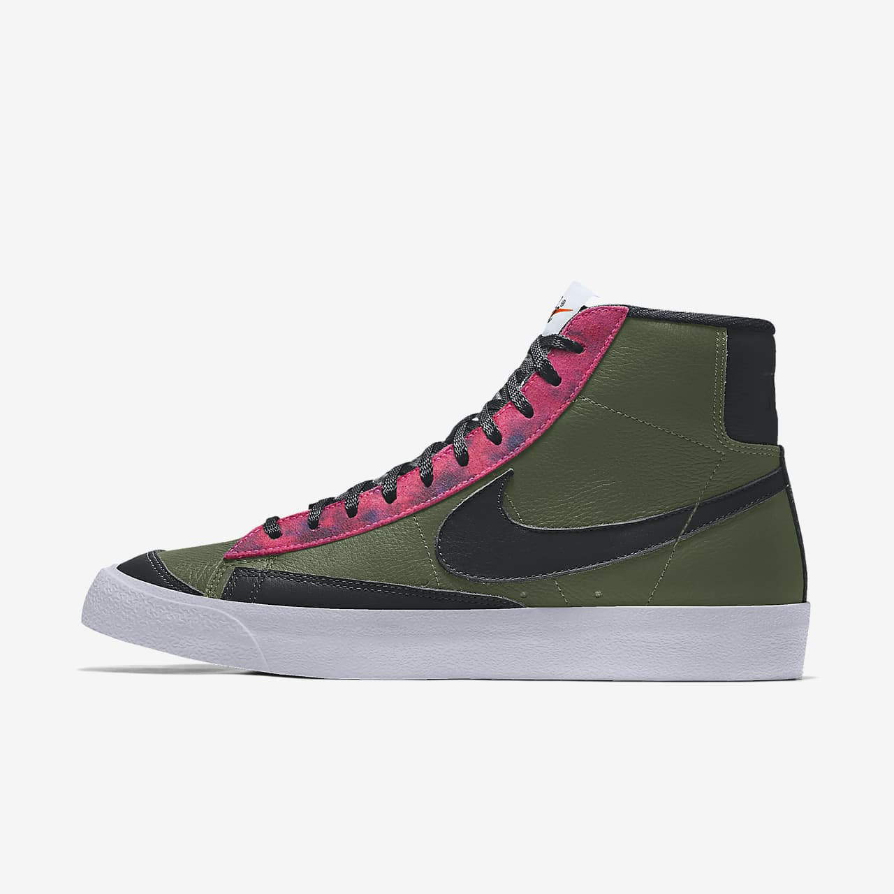 Nike Blazer Mid '77 By You personalisierbarer Schuh