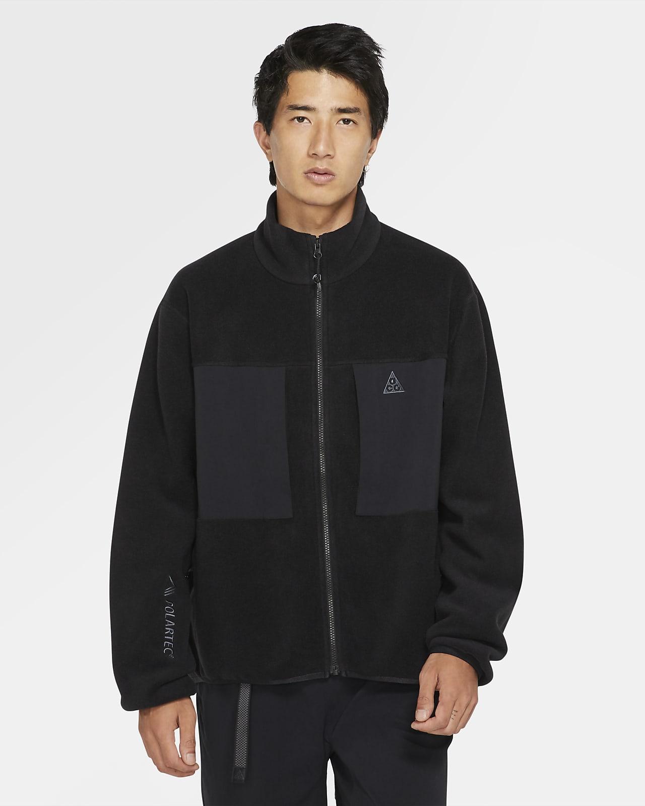 Nike ACG Polartec® 'Wolf Tree' Men's Fleece Full-Zip Top