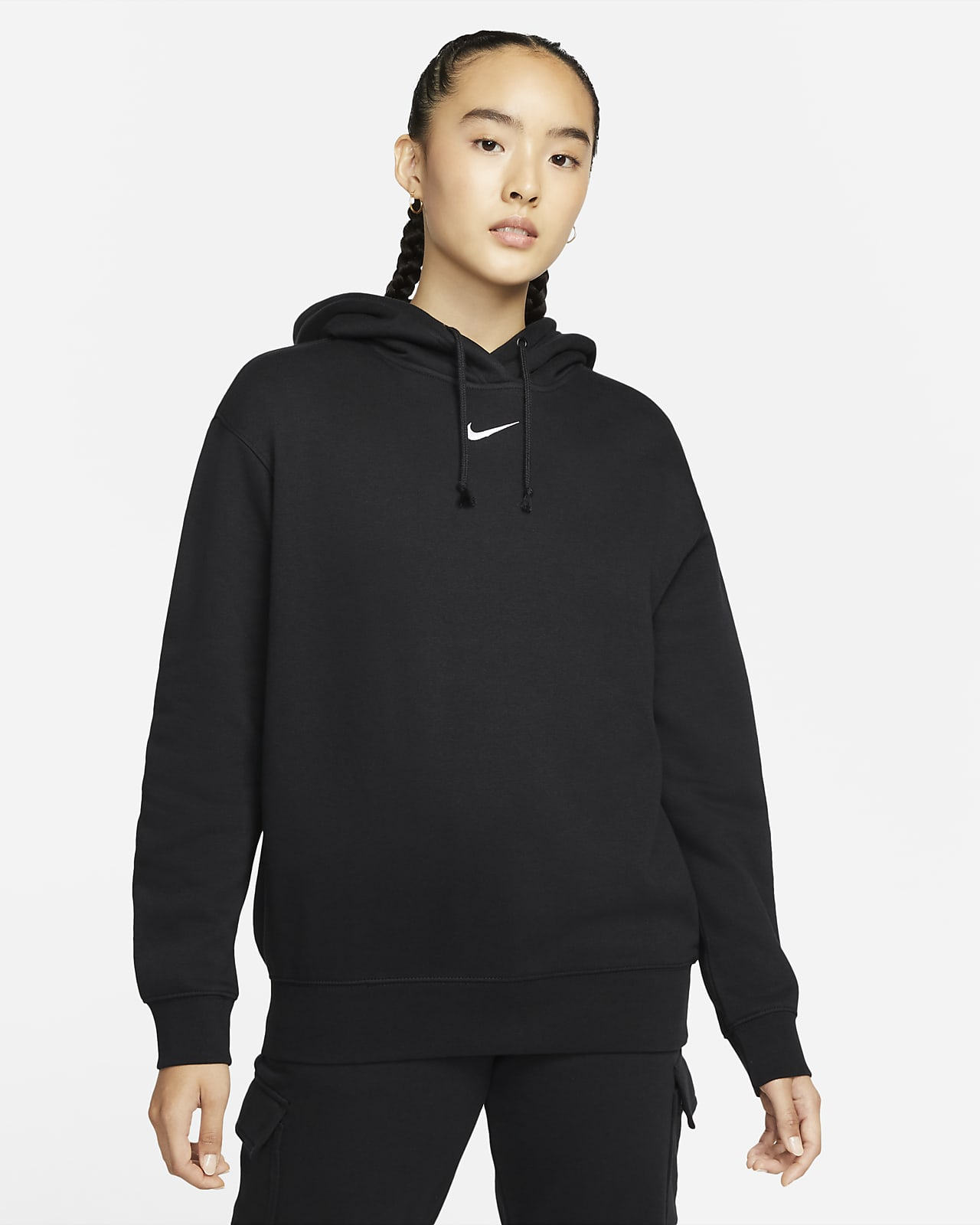 Nike Sportswear Collection Essentials Women's Oversized Fleece Hoodie