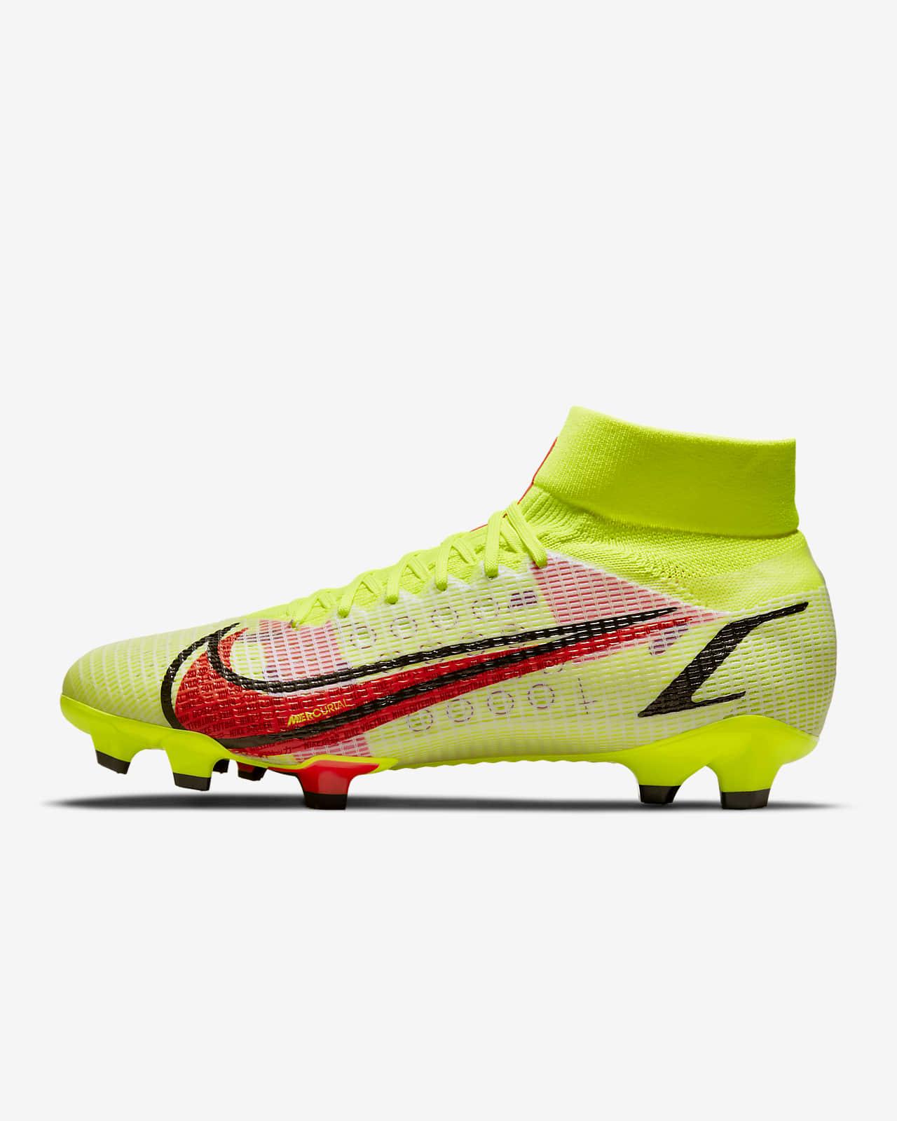 Korki piłkarskie na twardą murawę Nike Mercurial Superfly 8 Pro FG
