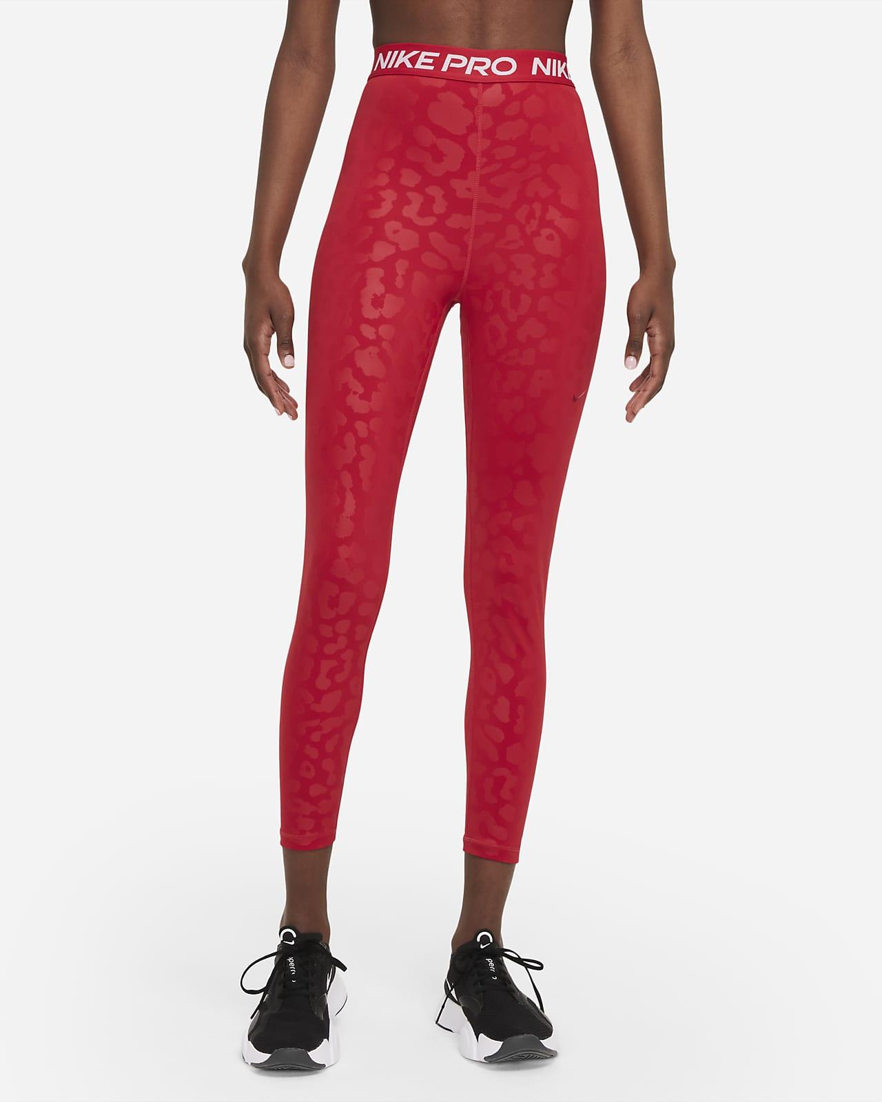 Leggings estampados de cintura alta de 7/8 para mujer Nike Pro Dri-FIT