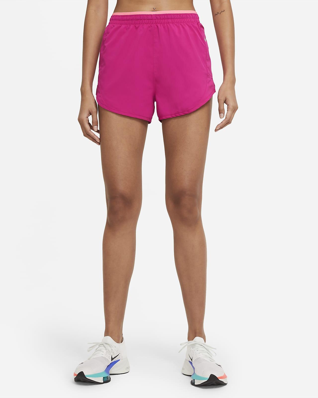 Shorts de running de 8 cm para mujer Nike Tempo Luxe