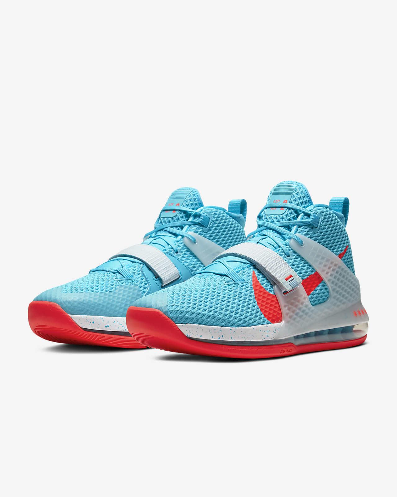 Nike Air Force Max Ii Basketball Shoe Nike Com
