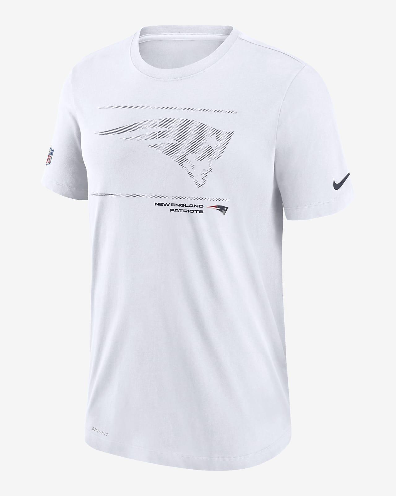 Nike Dri-FIT Sideline Team Issue (NFL New England Patriots) Men's T-Shirt