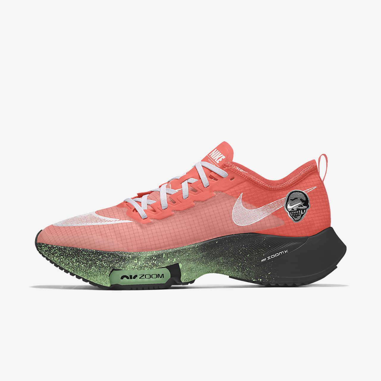 Nike Air Zoom Tempo NEXT% By You egyedi férfi futócipő