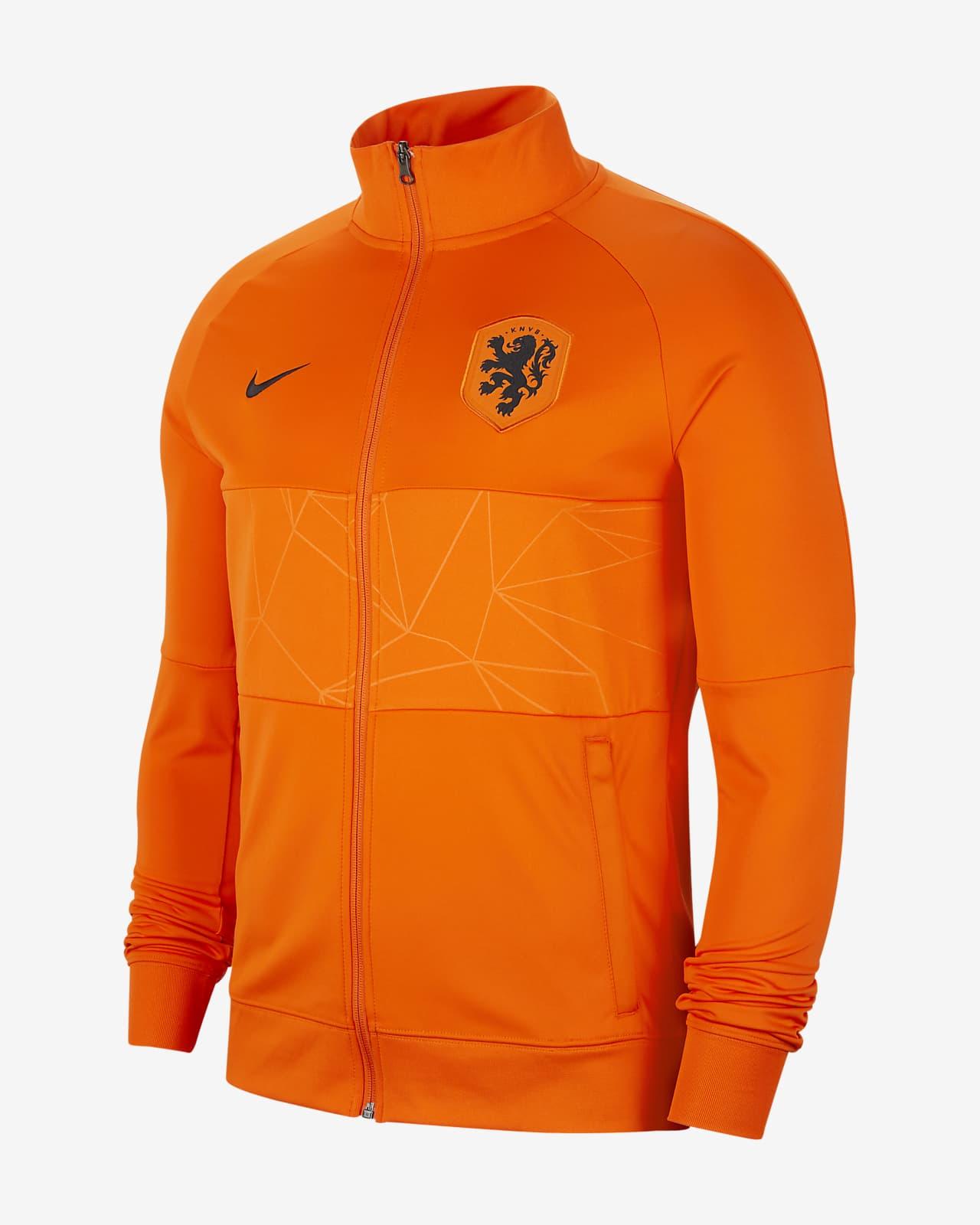 Casaco de futebol Países Baixos para homem