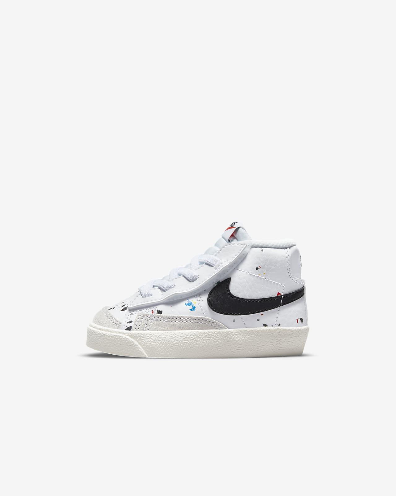 Nike Blazer Mid' 77 Baby/Toddler Shoe