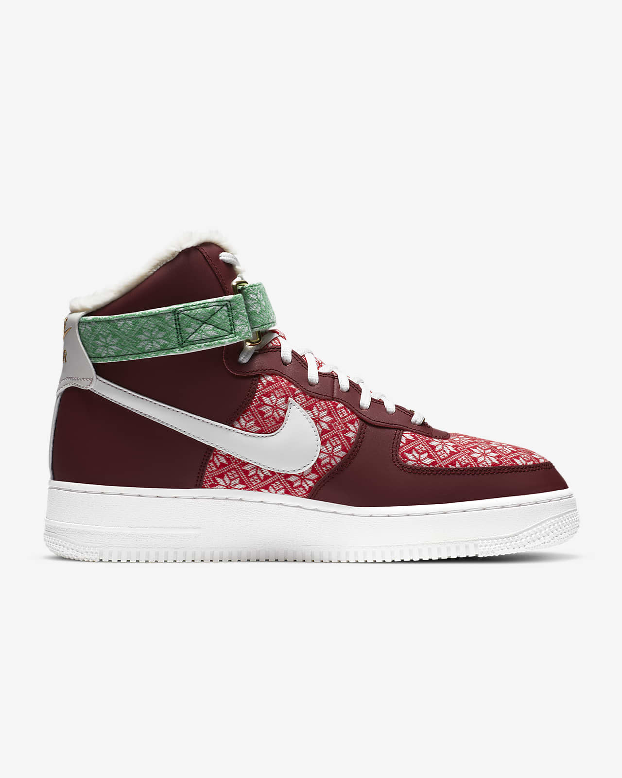 nike chaussure nike air force 1 high '07 pour homme